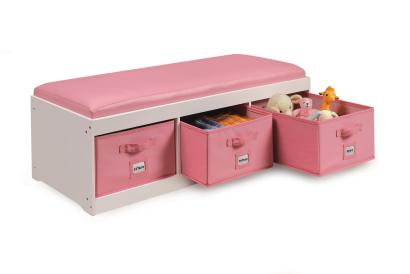 Toy Storage Bench Cushion Home Design Ideas