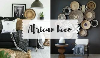Travel Deco African Inspired Interior Luxury