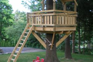 Tree Fort Village Custom Furniture