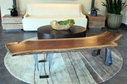 Tree Stump Side Table Admirable Coffee