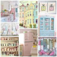 Trend Alert Pastel Home Decor Modern