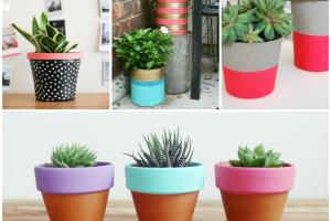 Trending Tuesday Easy Diy Planters Creative Juice