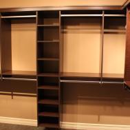 Trendy Large Walk Closets Design Stylish Storage