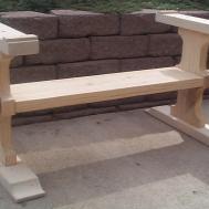 Trestle Table Legs Diy Projects