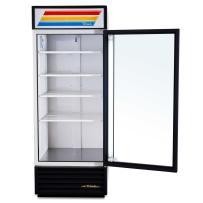 True Gdm Swing Glass Door Merchandiser Refrigerator