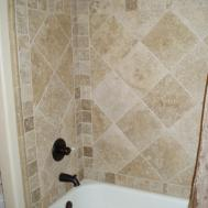 Tub Surround Tile Pattern Ideas