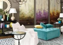 Turquoise Decorating Ideas Spring 2014
