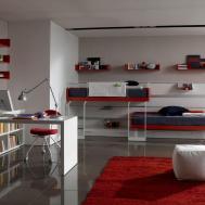 Twin Bedding Teen Room Designs Zalf Home Interior