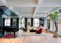 Two Luxurious Lofts Sale Tribeca New York