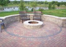 Types Brick Patio Designs Make Your Garden More