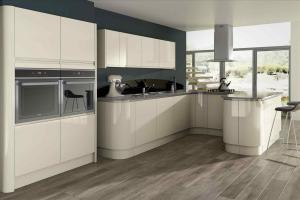 Ultra Modern Kitchens Black Gloss Deductour