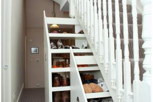 Under Stairs Storage Ideas Home Design Inside