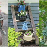 Unique Container Gardening Ideas Creative Gardens