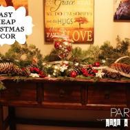 Unique Easy Christmas Table Decorations Ideas Best