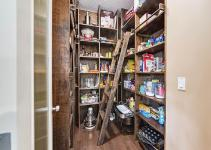Unique Pantries Usher Textural Beauty Into Modern
