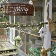 Unique Spring Decorating Ideas