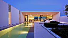 Unique Ultra Modern Italian Luxury Pool Villa Lido