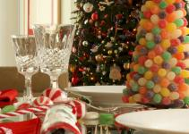 Unique Unusual Christmas Table Centerpieces Ideas
