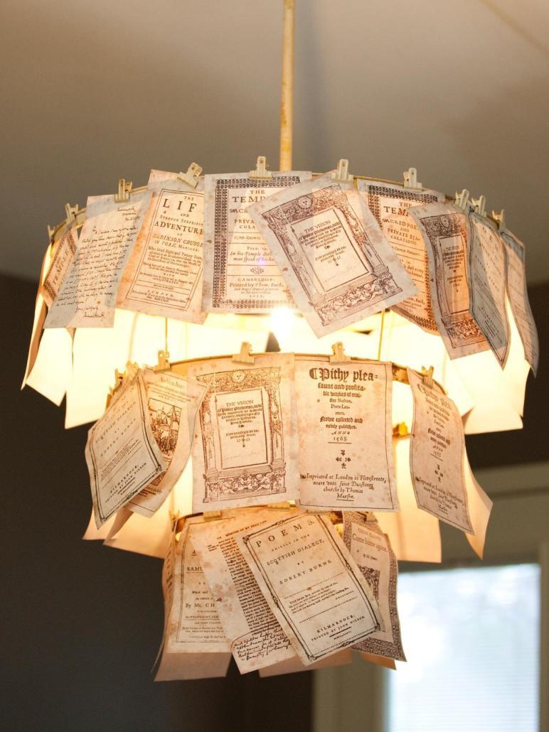 Upcycled Lamps Lighting Ideas Sustainability