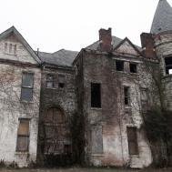 Urban Exploring Old Haunting Abandoned Towns Arkansas