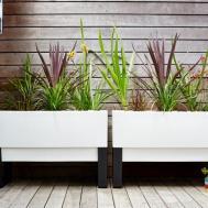 Urban Garden Planters Modern Plant Pots Create