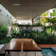 Urban Jungle Meets Modern Architecture Sao Paulo