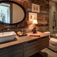 Utah Mountain Residence Features Rustic Yet Elegant