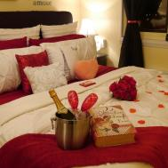 Valentine Day Bedroom Decorating Ideas San