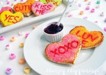 Valentine Day Recipes Recap Edible Crafts Kids