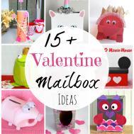 Valentine Mailbox Ideas Eclectic Momsense