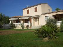 Vendre Villa Sur 1150m Terrain Allauch Campagne