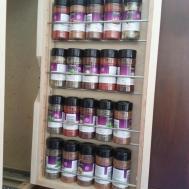 Vertical Spice Rack Cabinet Cabinets Design Ideas