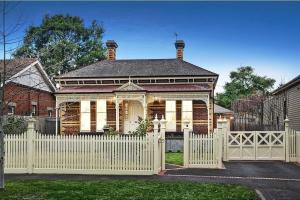 Victorian Houses Reign Supreme