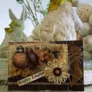 Victorian Style Easter Decorating Shabby Chic