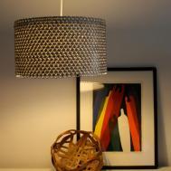 Vida Think Tank Artists Behind Upcycled Lamp Shades