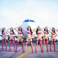 Vietnam Low Cost Bikini Airline Vietjet Soon Launch