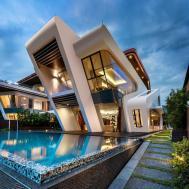 Villa Mistral House Sentosa Island Architect