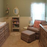 Vintage Country Girl Nursery Project