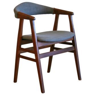 Vintage Danish Teak Dining Chairs 1stdibs