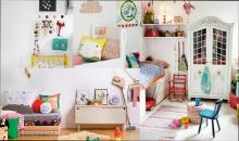 Vintage Kids Room Holly Asher Home Design Interior