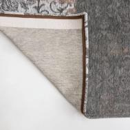 Vintage Patchwork Rug Louis Poortere Ghent Beige