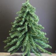 Vintage Tabletop Christmas Tree Tall