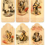 Visit Nicholas 1864 Printable Wings