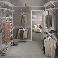 Walk Closet Design Ideas Kitchentoday