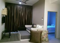 Walk Pasar Malam Tastefully Designed Unit