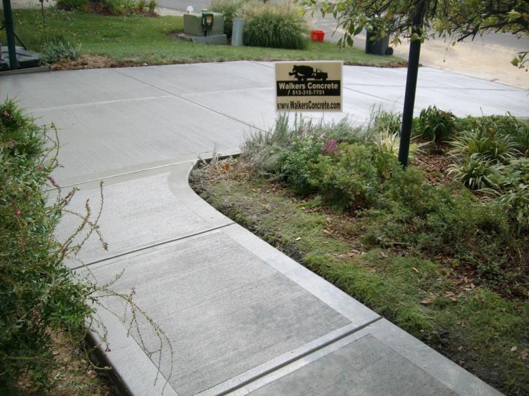 Walkers Concrete Llc Drivewaysstamped