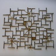 Wall Art Design Ideas Decor Abstract Metal