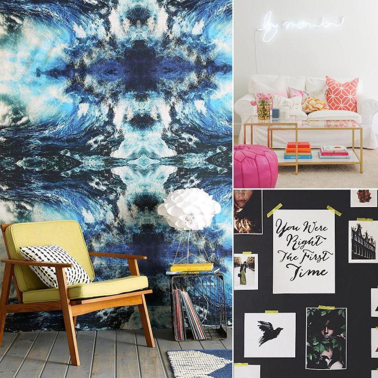 Wall Decor Ideas Renters Popsugar Home