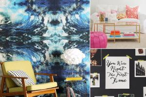Wall Decor Ideas Renters Popsugar Home