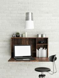 Wall Mounted Desks Other Space Savers Brit